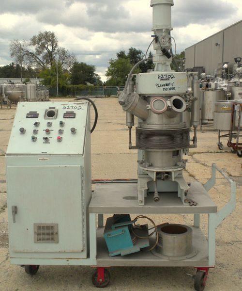 5 Liter Premier Stainless Steel Planetary Mixer