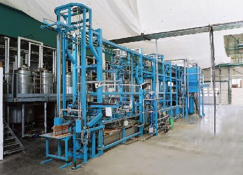 Candle Production Plant, 1200 Units/Hr