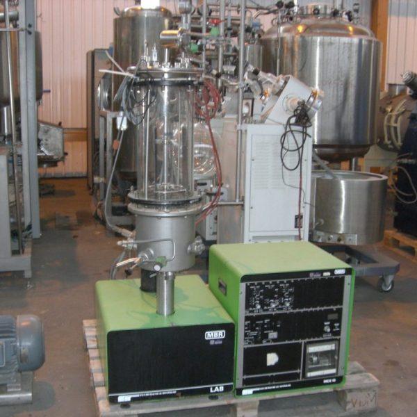 20 Litre, 2 Bar Internal, Bioreactor