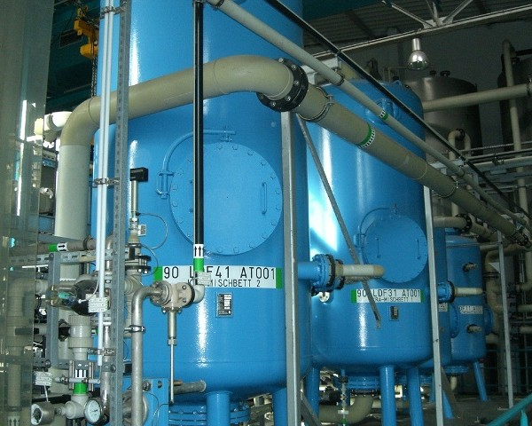 26000 kW HFO and NG Fired Power Plant