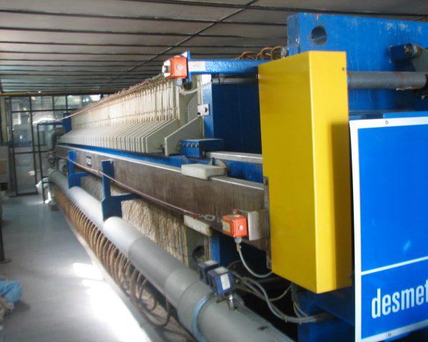 Desmet Ballestra Dry Fractionation Plant