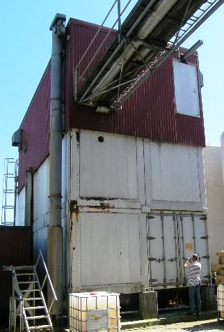 Plate Ice Plant, 30 Tons/Day