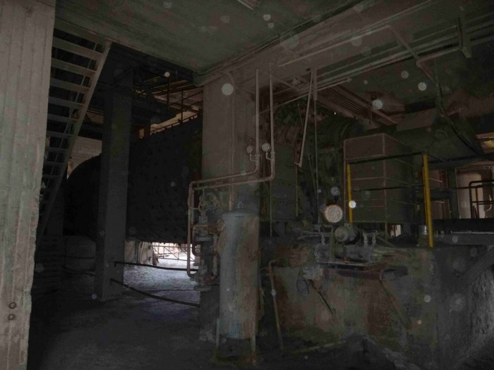 Used Fls Unidan Cement Ball Mill Rg8795 Plant Mineral Processing Mining Cement Plants