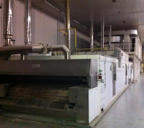 Simer Stone Oven, 1000 Kg/Hr