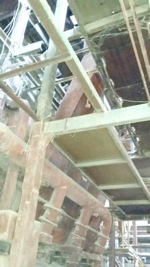 70,550#/Hour 565 PSI Walchandnagar Bagasse Fired Bi-Drum Water Tube Boiler