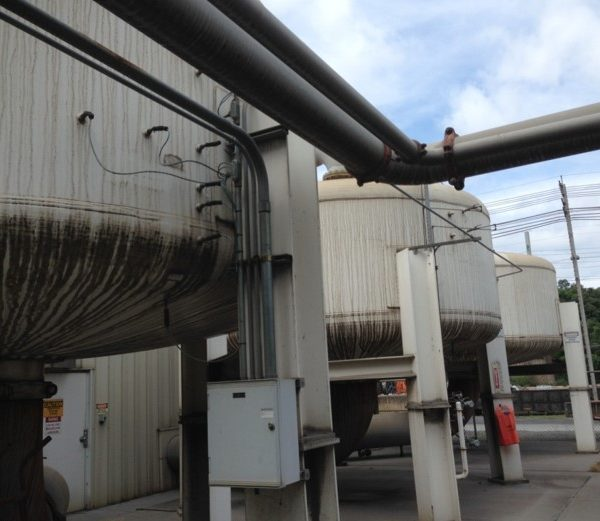 Oxygen VSA Plant, 120 tons/day