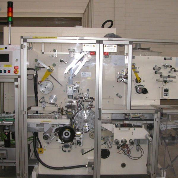 GIMA FTO 511 OVERWRAPPING MACHINE