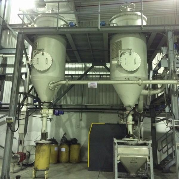 Toner Processing Plant