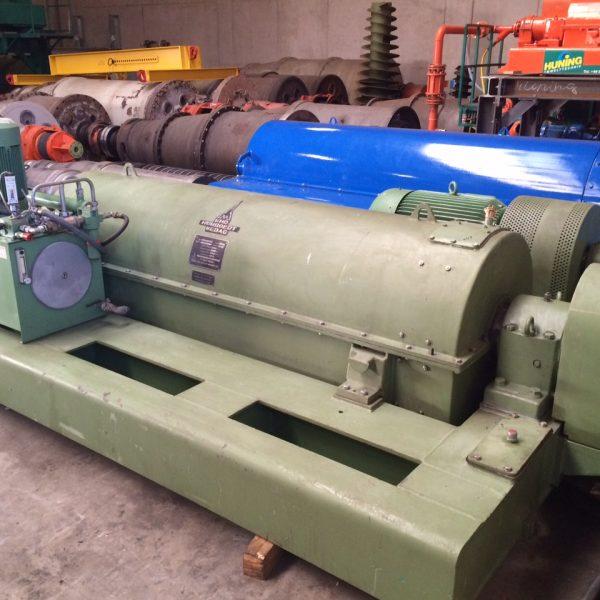 KHD Type S3-3 Decanter Centrifuge