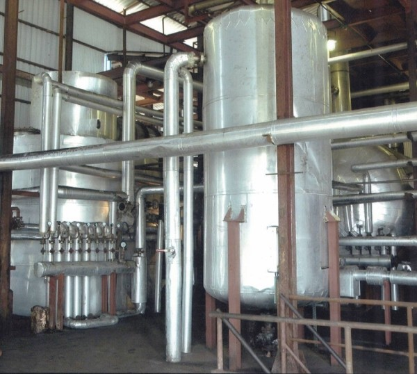 Oleo Chemical Complex: Biodiesel, Esterification and Soap Noodle