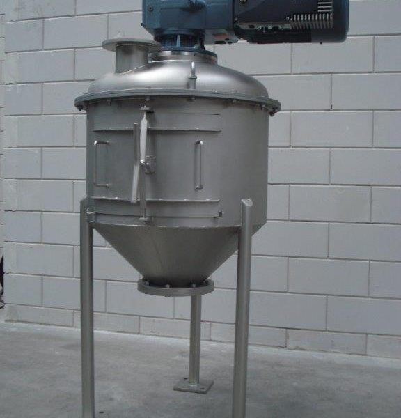 200 Litre Stainless Steel Vertical Ribbon Blender, New