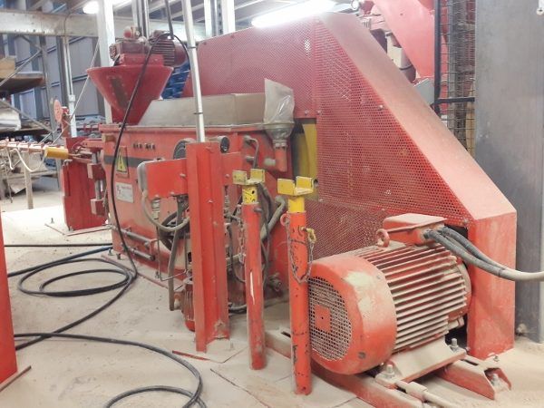 1400 KG per hour Briquette Production Line