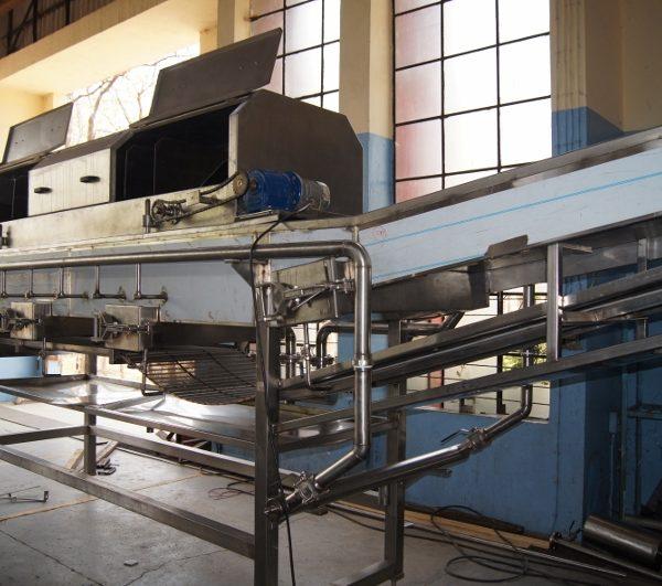 Unused Potato Chips / Crisp Plant  with Capacity 450 kg/hour