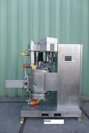 0.22 Sq. M. EFCI Hastelloy C-22 Nutsche Filter Dryer