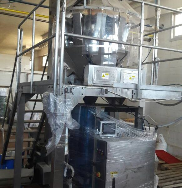 (2) Used 5 tons/hour Rice Cracker Production Lines