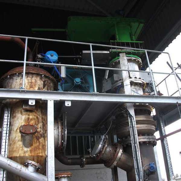 Used Gasification Plant