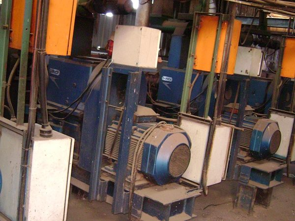 Used Briquette Plant with Capacity 2 Tons Per Hour