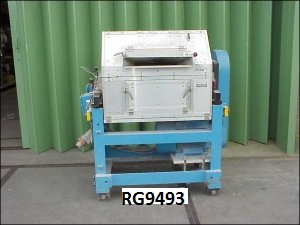 16″ Scheer & Cie Type HSG400 Pelletizer