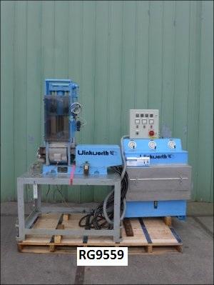 10 Litre Winkworth Stainless Steel Z-Blade Mixer