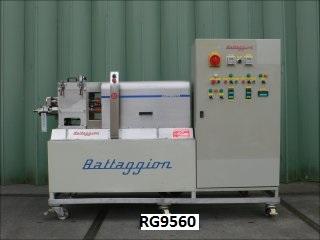 12.5 Litre Battaggion Bergamo Type IP 2C 10 AP/S Stainless Steel Z-Blade Mixer