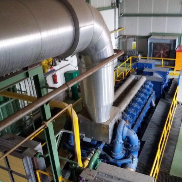 Used Gas Turbine Power Generation Equipment