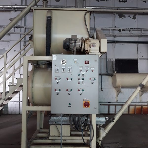 Used potato flake & starch processing line with capacity 100kg/hour feed