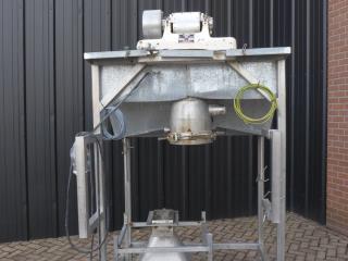 HP Stainless Steel Apex Type 114 S2 Comminuting Mill