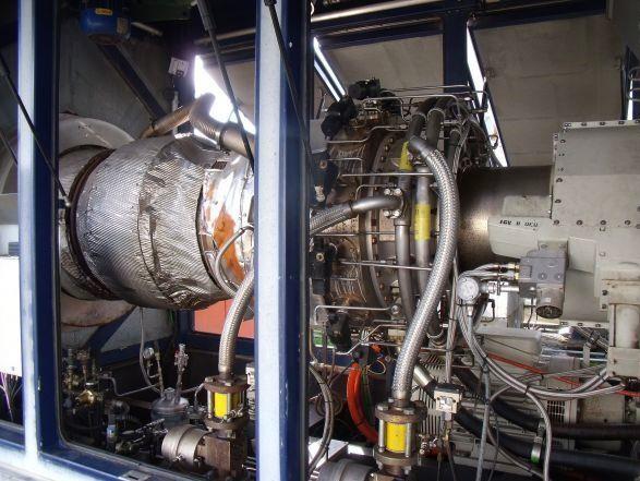 3,650 kW, 6300 V, 50 HZ, Solar Centaur 40S