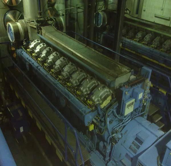 Used Generator Cogeneration, Used Power Generation Equipment