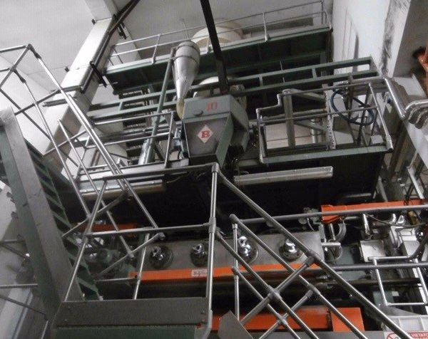 Pasta Line with Capacity 2500 kg/hour by Braibanti