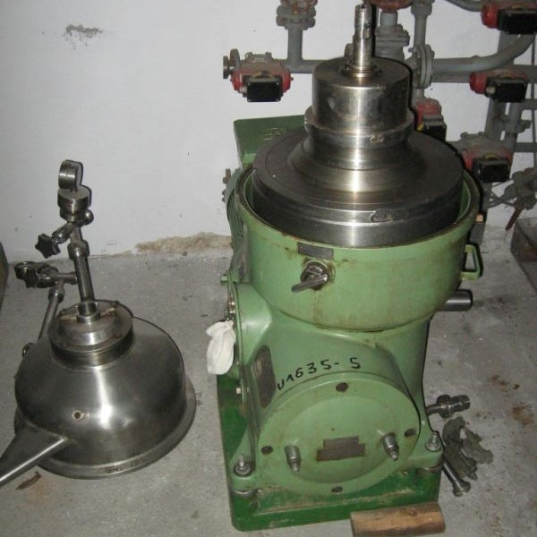 Westfalia Model TA40-01-506 Separator