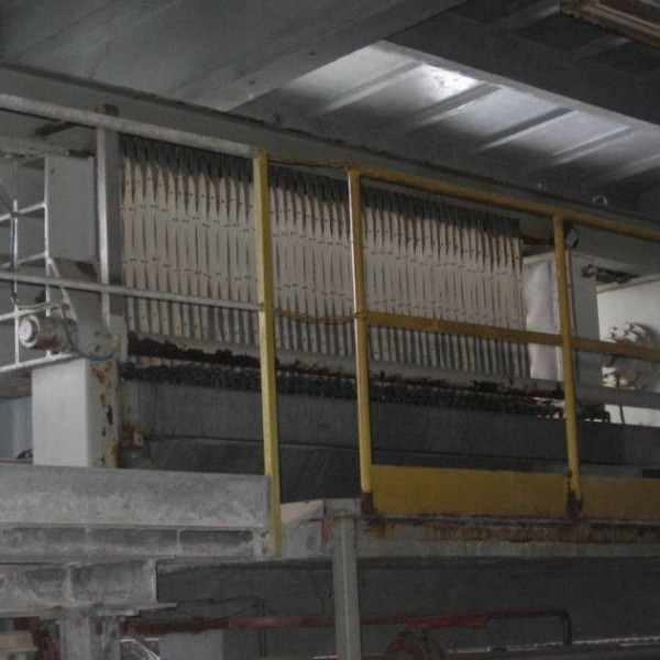 Chamber Filter Press Made By Italprogretti (italy)