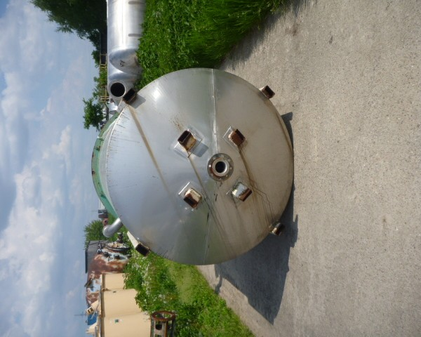 3000 Litres Stainless Steel Mixing Vessel