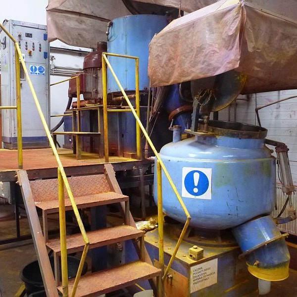 150 Litre Veb Starkstrom (Germany) Mixer/Cooler