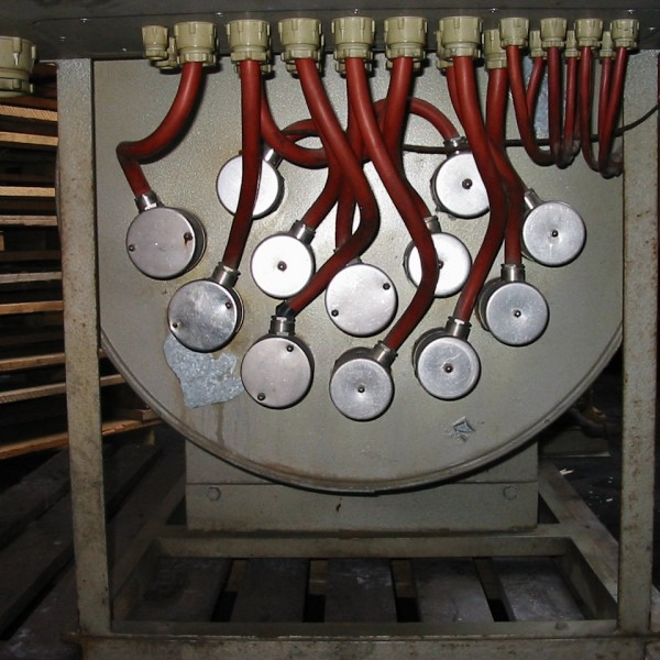203 Kg/Hour 10 Bar Wima Electrically Operated Boiler