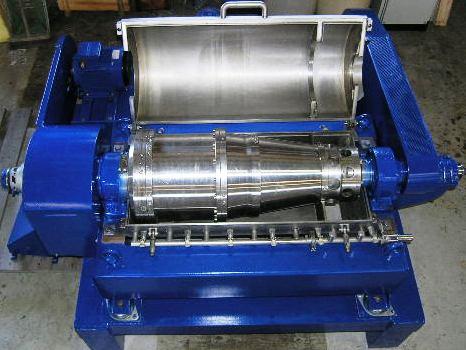 Alfa Laval MRNX414S-31G Decanter Centrifuge