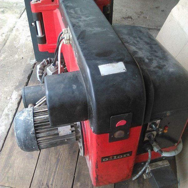 44 Kg-121 Kg/Hour Oilon 2-Stage Burner