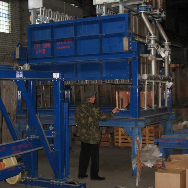 Membrane Electrolysis Chlorine and Caustic Soda Plant, 181,200 TPY