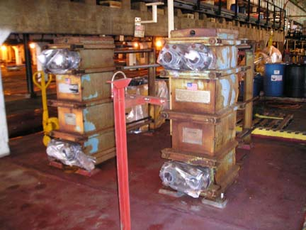 700 Sq. Ft. Superchanger Titanium Plate Heat Exchanger