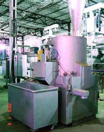 Plastic Foil Recycling Line Italian made