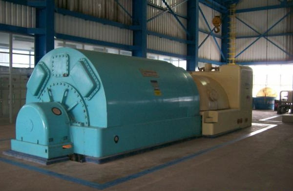 Used Steam Turbine Generator Condensing, Used Power Generation Equipment