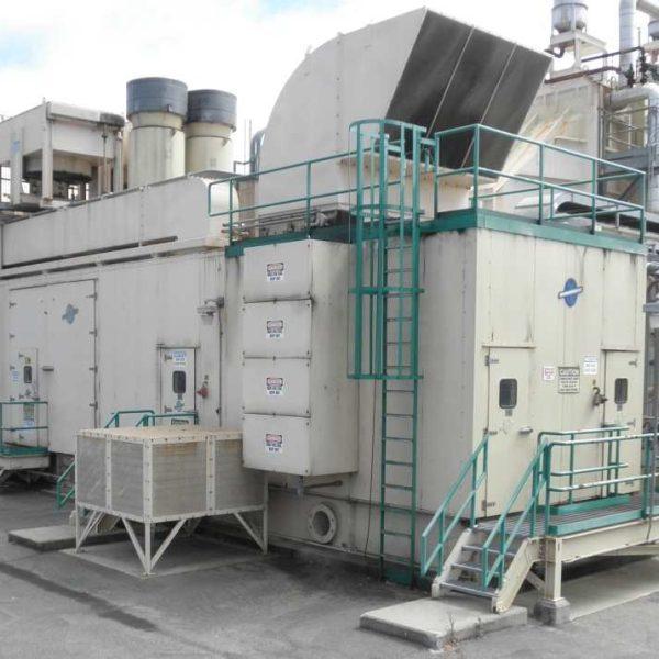 25000 KW 13800V 60HZ GE LM2500-PE GAS TURBINE