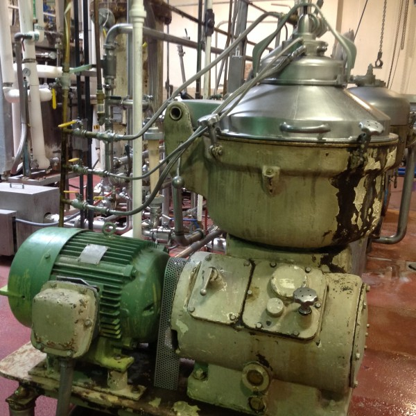 Alfa Laval SRG-214 Stainless Steel Centrifuge