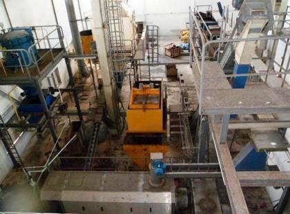 Refinery  Desmet 20-40 MTPD