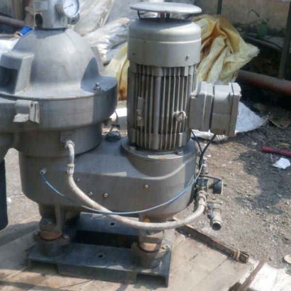 Westfalia TSE-10-01-937 Disc Centrifuge