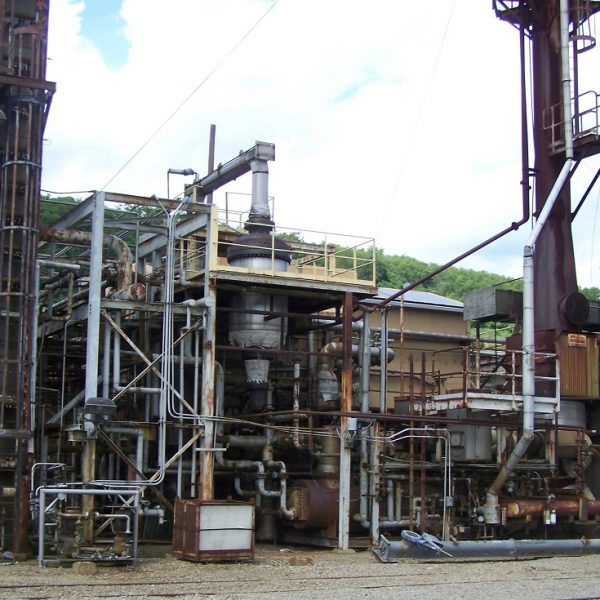 Used Nitric Acid Plant with Capacity 200 Tons/Day