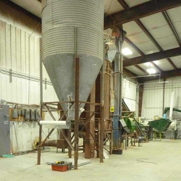 Pellet Plant, 1 ton/hour from Wood