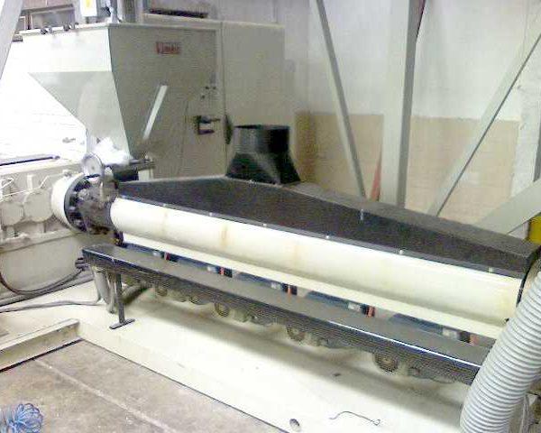 3.54″ (2200mm) Extruder, 400mm Ibanez Blown Film Line