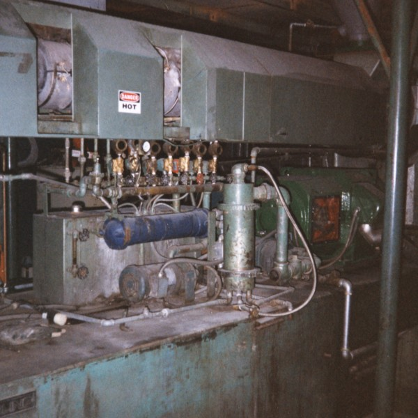 66″ Wide Sterling Sheet Extrusion Line