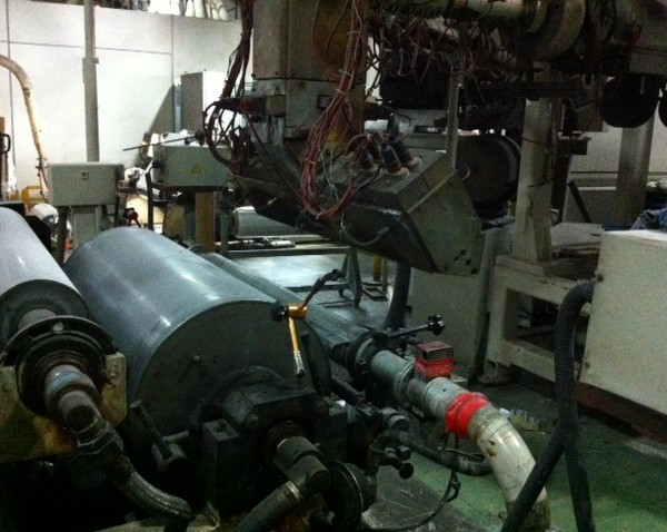 33″ Combination Cast Film Line and Vacuum Metallizer Package
